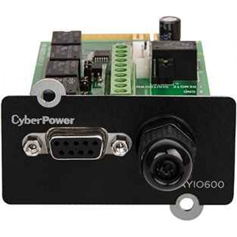CyberPower RELAYIO600 Network Power Management UPS System Network Power Management