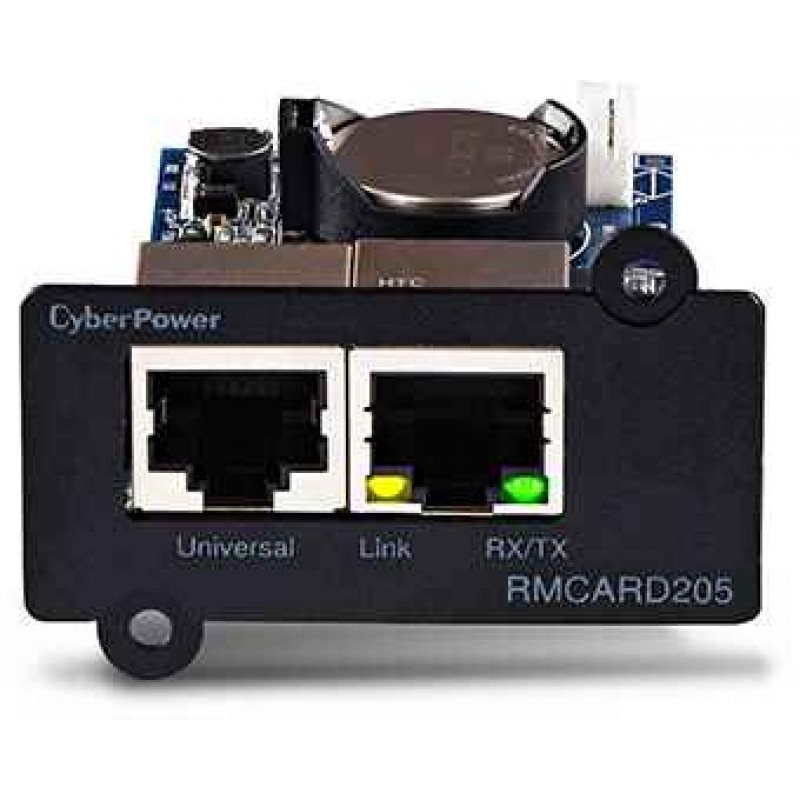 CyberPower RMCARD205 Network Power Management UPS System Network Power Management