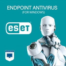 ESET Endpoint Antivirus for Windows - 5000 to 9999 Seats - 3 Years (Renewal)