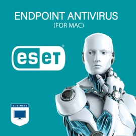 ESET Endpoint Antivirus for Mac - 100 - 249 Seats - 1 Year (Renewal)