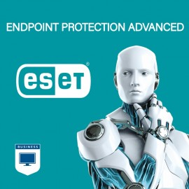 ESET Endpoint Protection Advanced - 100 - 249 Seats - 1 Year (Renewal)