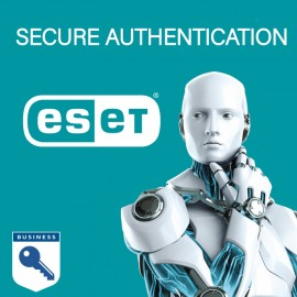 ESET Secure Authentication - 100 - 249 Seats - 1 Year (Renewal)