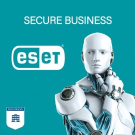 ESET Secure Business - 1000 to 1999 Seats - 1 Year (Renewal)