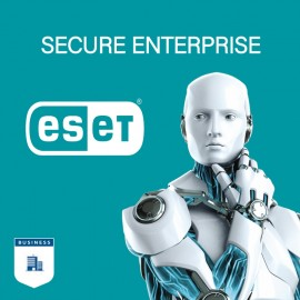 ESET Secure Enterprise - 11 to 25 Seats - 1 Year (Renewal)
