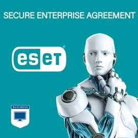 ESET Secure Enterprise Agreement -250 to 499 (Annual Renew of Existing) - 1 Year