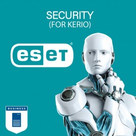 ESET NOD32 Antivirus for Kerio Connect - 2000 to 4999 Seats - 3 Years (Renewal)