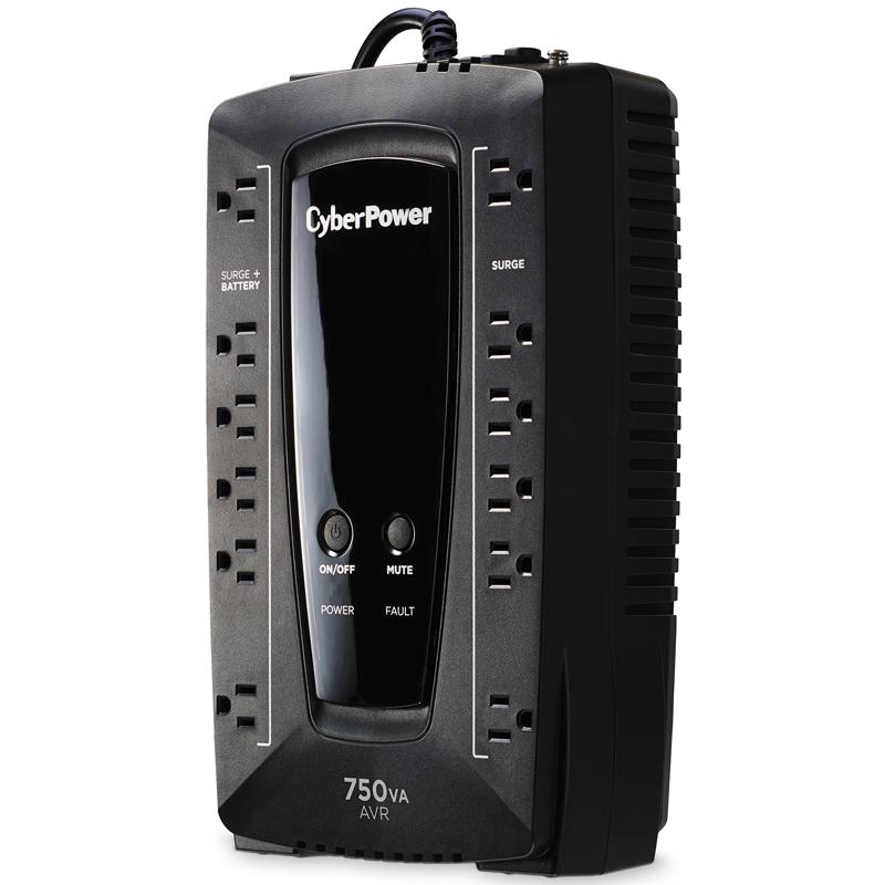 CyberPower AVRG750U AVR Series UPS System AVR Series