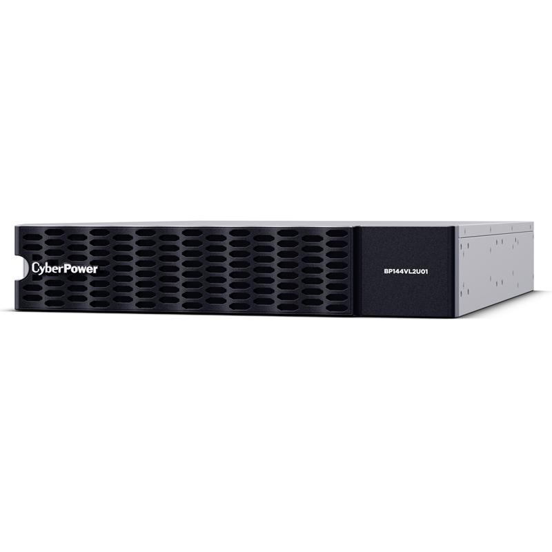 CyberPower BP144VL2U01 Rack/Tower Convertible Extended Battery Module Smart App Online Series