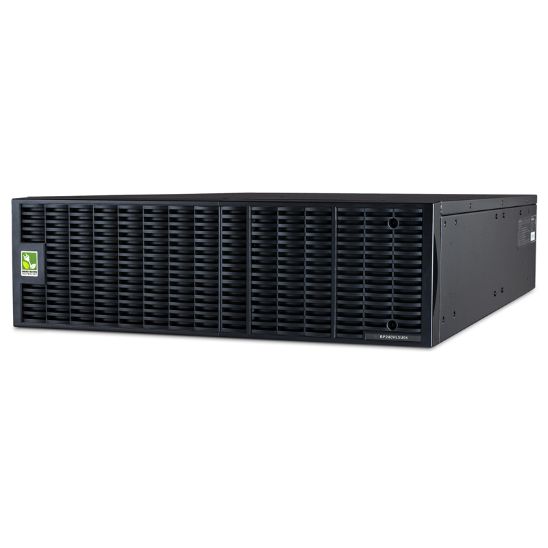 CyberPower BP240VL3U01 Rack/Tower Convertible Extended Battery Module Smart App Online Series