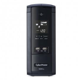CyberPower BRG1000AVRLCD LCD & AVR UPS System