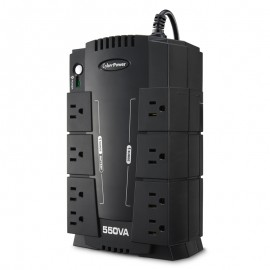 CyberPower CP550SLGTAA Standby Compact UPS System (8 Outlet)