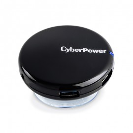 CyberPower CPH430PB 4 Port Hub