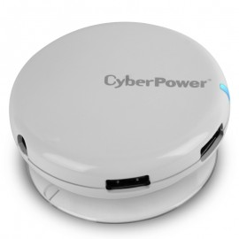 CyberPower CPH430PW 4 Port USB SuperSpeed Hub