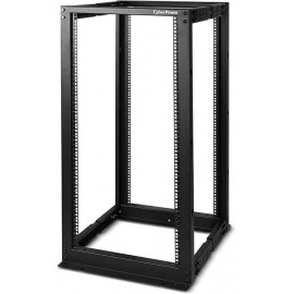 "CyberPower CR25U40001 25U 19"" Open Frame Rack (4-Post)"
