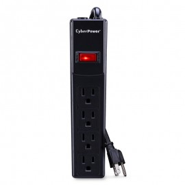 CyberPower CSB404 Surge Protector (4-Outlet)