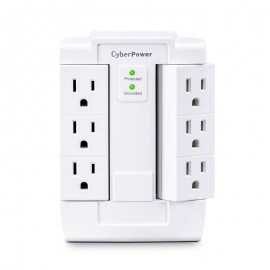 CyberPower CSB600WS Surge Protector (8-Outlet)