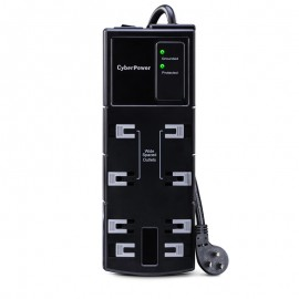 CyberPower CSB806 Surge Protector (8-Outlet)