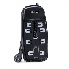 CyberPower CSP806T Surge Protector (8-Outlet)