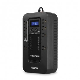 CyberPower EC650LCD EC Series Standby UPS System
