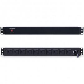 CyberPower PDU15B10R 1U RackMount (10 Outlet)