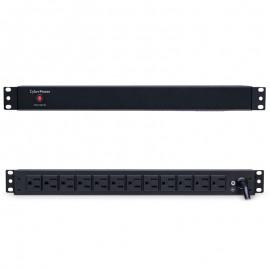 CyberPower PDU15B12R 1U RackMount (12 Outlet)