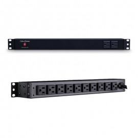 CyberPower PDU15B2F10R 1U RackMount (12 Outlet)