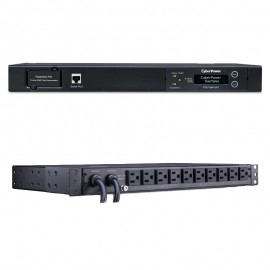 CyberPower PDU15M10AT 1U RackMount (10 Outlet)