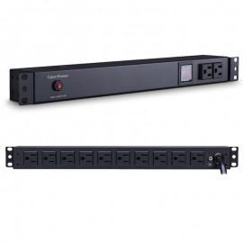 CyberPower PDU15M2F10R 1U RackMount (12 Outlet)