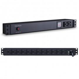 CyberPower PDU15M2F12R 1U RackMount (14 Outlet)