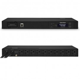 CyberPower PDU20M10AT 1U RackMount (10 Outlet)