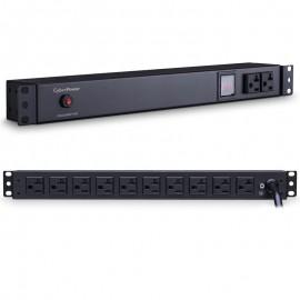 CyberPower PDU20M2F10R 1U RackMount (12 Outlet)