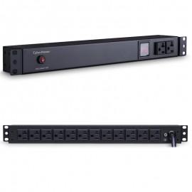 CyberPower PDU20M2F12R 1U RackMount (14 Outlet)