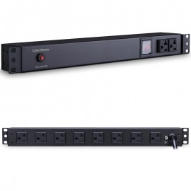 CyberPower PDU20M2F8R 1U RackMount (10 Outlet)