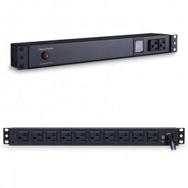 CyberPower PDU20MT2F10R 1U RackMount (12 Outlet)