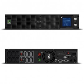 CyberPower PR1500ELCDRTXL2U Smart App Sinewave Series UPS System
