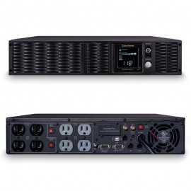 CyberPower PR1500LCDRT2U Smart App Sinewave Series UPS System
