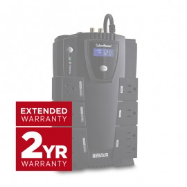 CyberPower UPS 1B 2-Year Extended Warranty (No Harware Included)