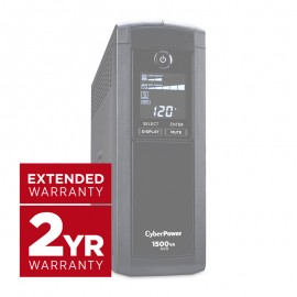 CyberPower UPS 2A 2-Year Extended Warranty (No Harware Included)