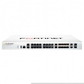 FortiGate 100F Hardware With 24x7 FortiCare & FortiGuard Unified Threat Protection (1 Year)