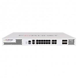 FortiGate 200E Hardware With 24x7 FortiCare & FortiGuard Enterprise Protection (1 Year)