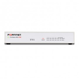 FortiGate 60E-POE Hardware With 24x7 FortiCare & FortiGuard Enterprise Protection (1 Year)