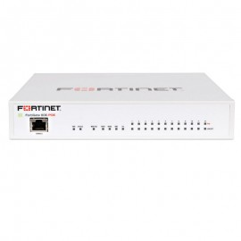 FortiGate 80E-POE Hardware With ASE FortiCare & FortiGuard 360 Protection (1 Year)
