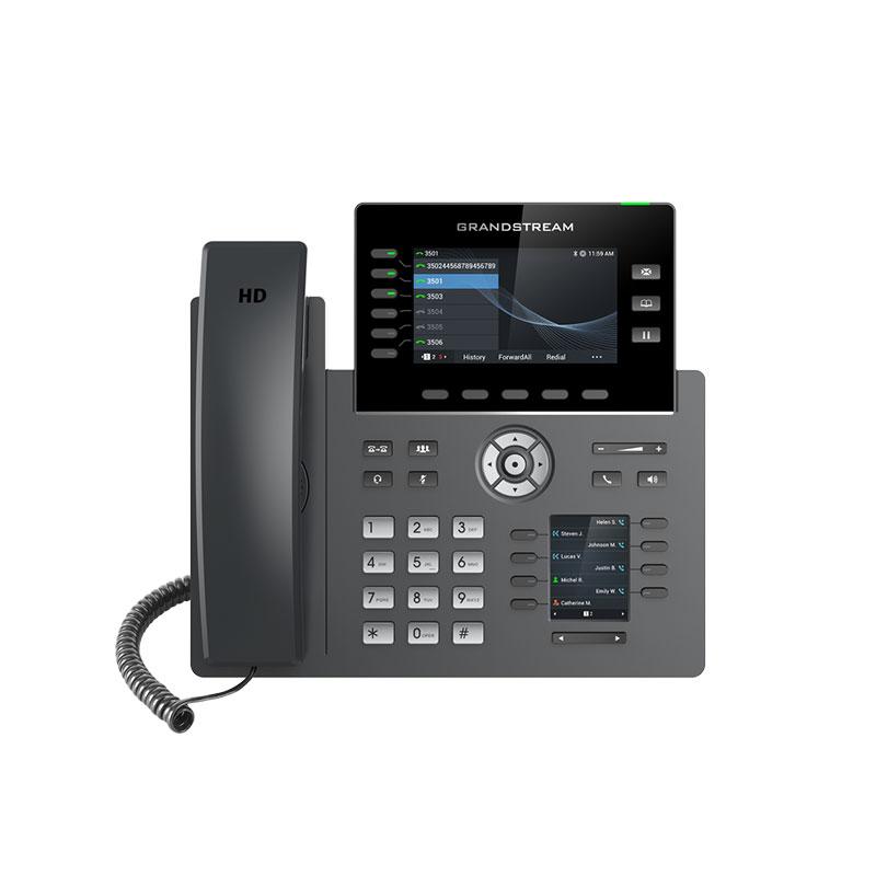 Grandstream GRP2616 High End Carrier-Grade IP Phone GRP2600 Series
