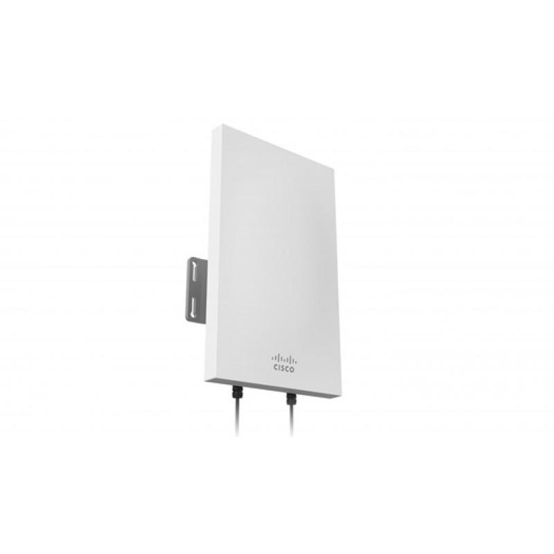 Meraki 9/12 dBi Gain Dual Band Sector Antenna