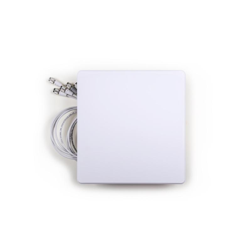 Meraki 11.2/10.8 dBi Indoor Dual-band Narrow Patch Antenna (6 Port)