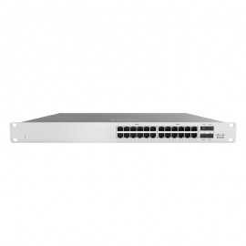 Meraki MS120-24P Cloud Managed Switch - 370W (PoE+)
