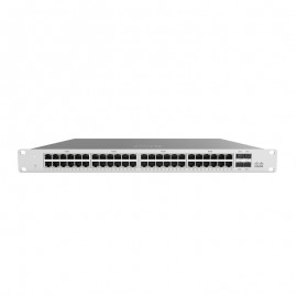 Meraki MS120-48LP Cloud Managed Switch - 370W (PoE)