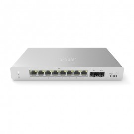 Meraki MS120-8LP 64W Cloud Managed Switch (PoE)