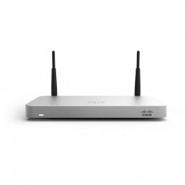 Meraki MX64W Cloud Managed Security Appliance with 802.11ac