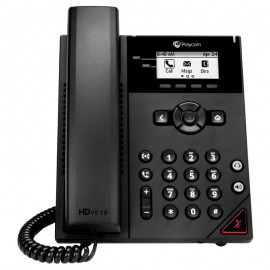 Polycom VVX 150 Entry-level Desktop Phone (PoE) (Refurb)